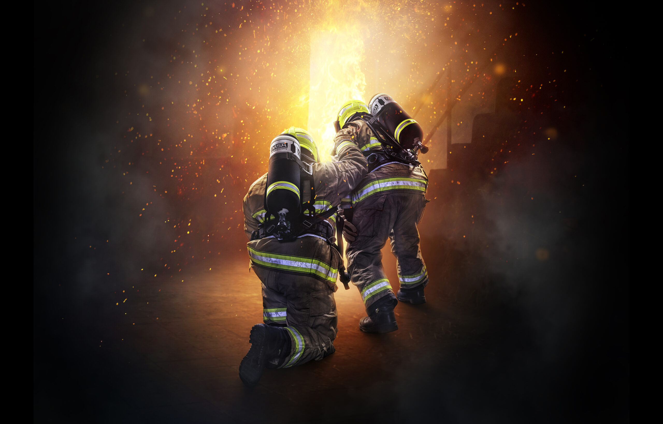 Telemetry, Technology and Connectivity: How can innovation improve firefighter safety?
